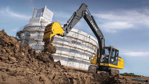 2020 John Deere 201G Excavator